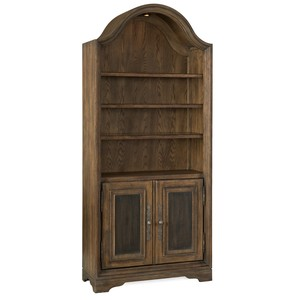 Pleasanton Bunching Bookcase | Hooker Furniture