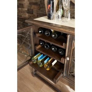 La Coste Wine Cellaret | Hooker Furniture