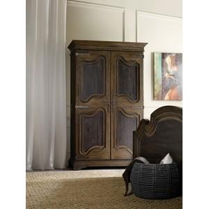 Lakehills Wardrobe | Hooker Furniture