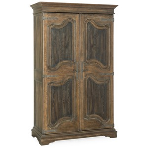 Lakehills Wardrobe | Hooker Furniture