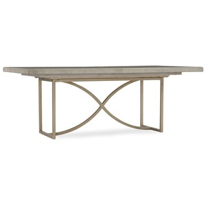 "Elixir 80"" Rectangular Dining Table 