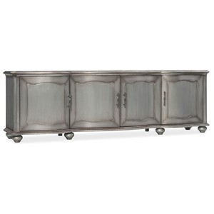 Arabella Entertainment Console | Hooker Furniture
