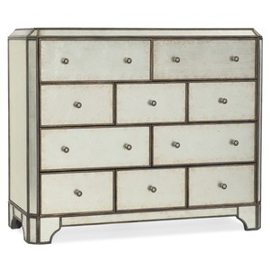 Arabella 10-Drawer Bureau | Hooker Furniture