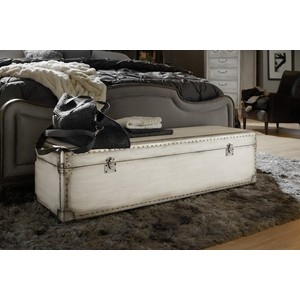 Arabella Storage Bench | Hooker Furniture