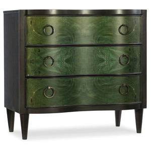 Tolli Three-Drawer Chest | Hooker Furniture