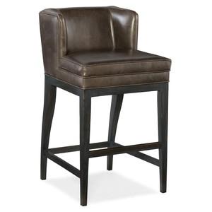 Jada Contemporary Barstool | Hooker Furniture