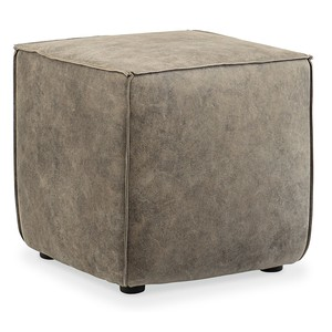 Quebert Cube Ottoman   Hooker Furniture