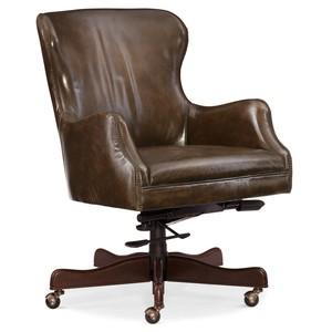 Caleb Home Office Chair | Hooker Furniture