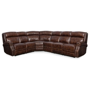 Carlisle Four-Piece Power Sectional