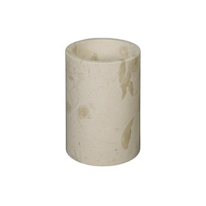Wine Cooler in White Marble