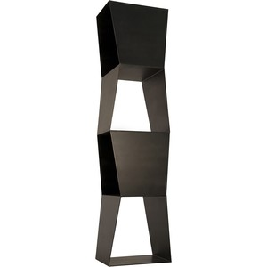Not-Square Bookcase | Noir