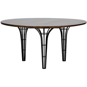 Eiffel Dining Table | Noir