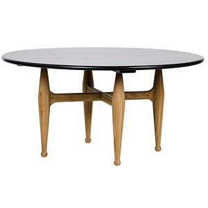 Brooke Dining Table | Noir