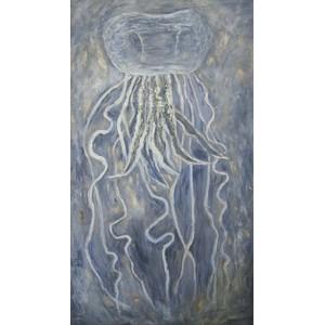 Jelly Fish art