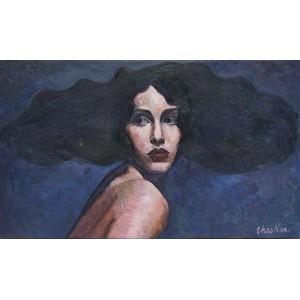 Girl Art | Noir