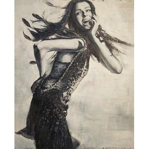 Girl Art   Noir