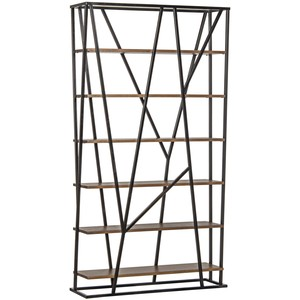 Pole Bookcase | Noir