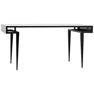 Stiletto Desk | Noir