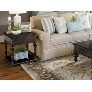 Rectangular End Table | Paula Deen Home