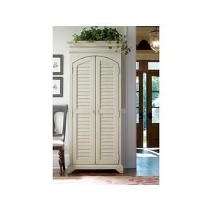 Paula Deen Utility Cabinet in Linen