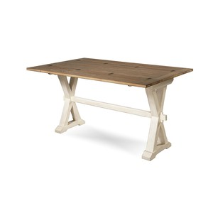 Curated Drop-Leaf Console Table