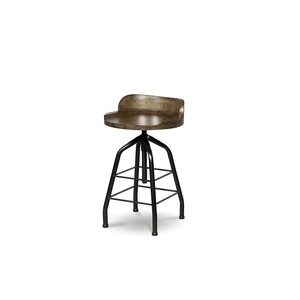 Curated Potter's Stool | Universal Furniture