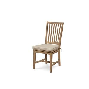 Curated Slatback Side Chair