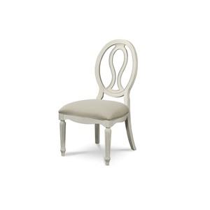 Pierced-Back Side Chair