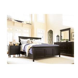 Summer Hill Bedroom Set in Midnight