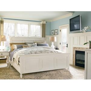 Summer Hill Bedroom Set in Cotton | Universal Furniture
