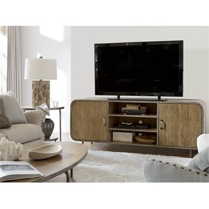 Waterfall Media Console