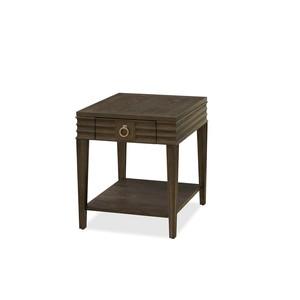California Drawer End Table   Universal Furniture