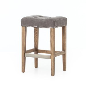 Dark Moon Sean Counter Stool w/ Kickplate | Four Hands