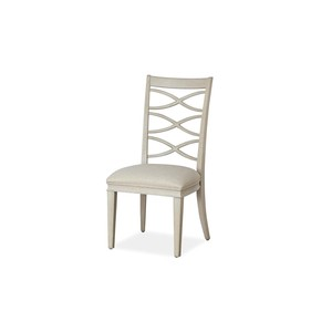 California X-Back Side Chair