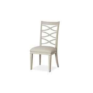 California X-Back Side Chair   Universal Furniture