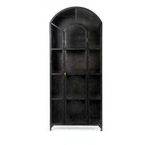 Belmont Metal Cabinet | Four Hands