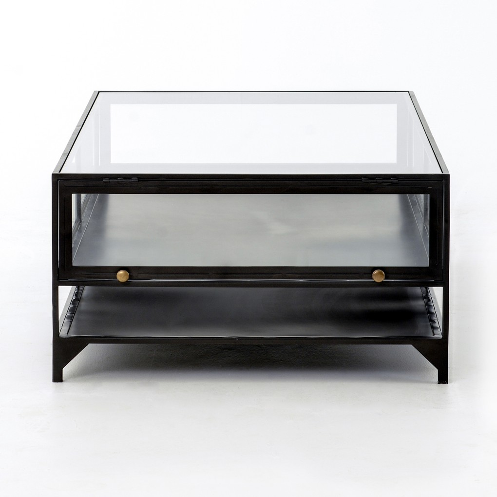Shadow Box Coffee Table | Four Hands