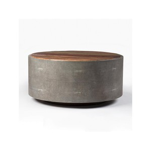 Crosby Round Coffee Table