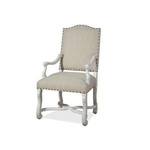 Dogwood Paula and Michael's Host Chair   Universal Furniture