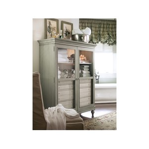 Paula Deen Home The Bag Lady's Cabinet | Paula Deen Home