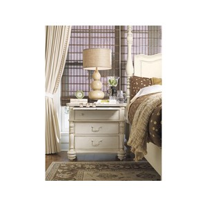 Paula Deen Home Drawer Nightstand