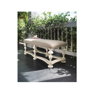 Paula Deen Home Bed End Bench | Paula Deen Home