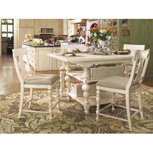 Paula Deen Home Counter Height Chair | Paula Deen Home