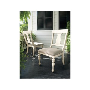 Paula Deen Home Paula's Side Chair | Paula Deen Home
