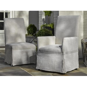 Respite Upholstered Side Chair
