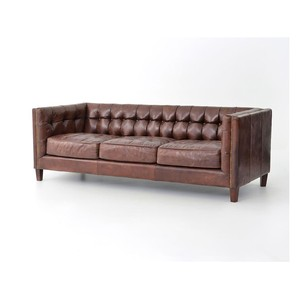 "Cigar Abbott 85"" Sofa"