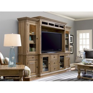 Down Home Entertainment Wall System | Paula Deen Home