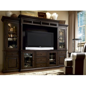 Home Entertainment Wall System | Paula Deen Home