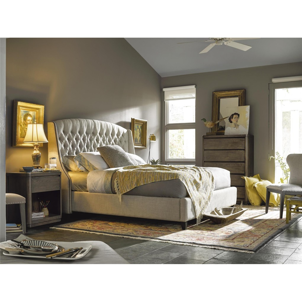 Halston Bed | Universal Furniture