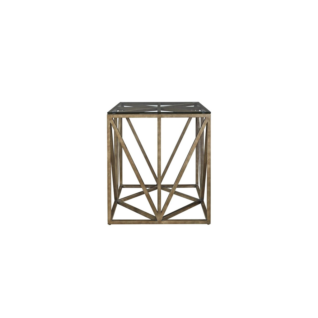 Truss Square End Table | Universal Furniture